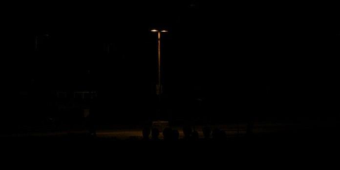 Dark Parking Lot